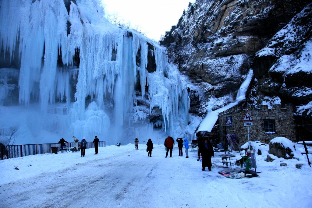 фоторепортаж чегемские водопады любимая моя